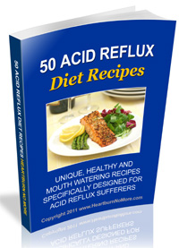 Heartburn No More™ - Acid Reflux Recipes