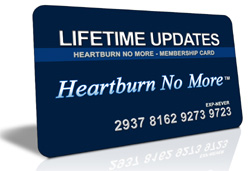 Heartburn No More - acid reflux counseling